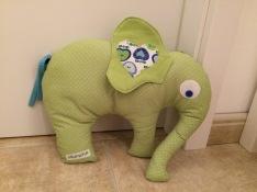Elefant Viktor 2